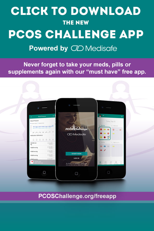 PCOS Challenge Mobile App