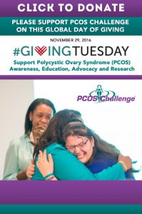 Donate to PCOS Charity
