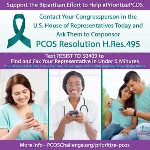 PCOS Awareness Month Resolution - PCOS Challenge