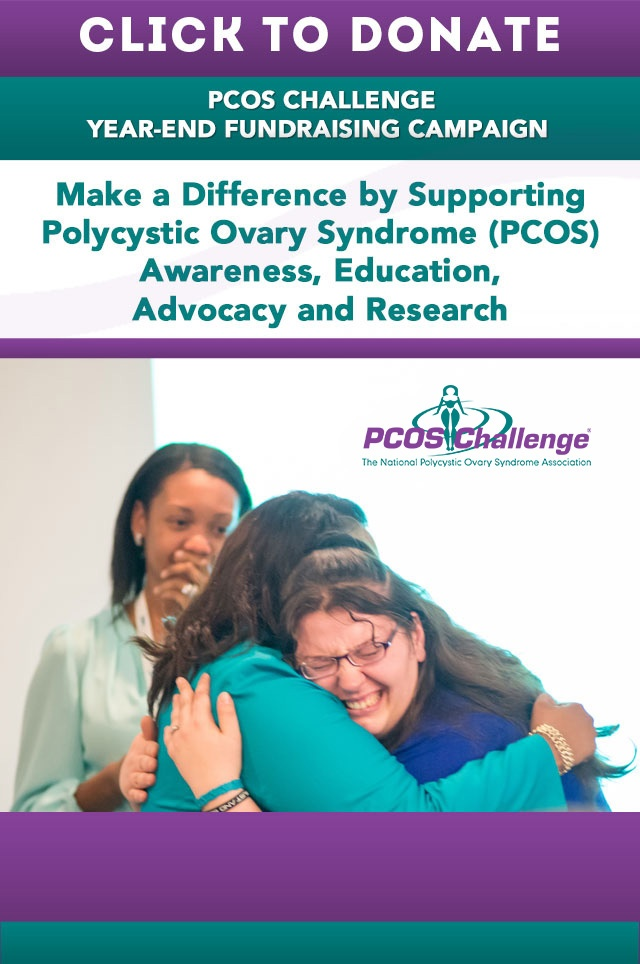 Donate to PCOS Challenge