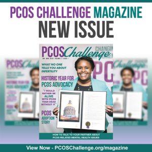 PCOS Challenge Magazine