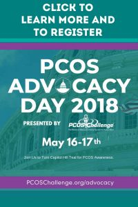 PCOS Advocacy Day Presented by PCOS Challenge