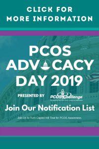 PCOS Advocacy Day 2019