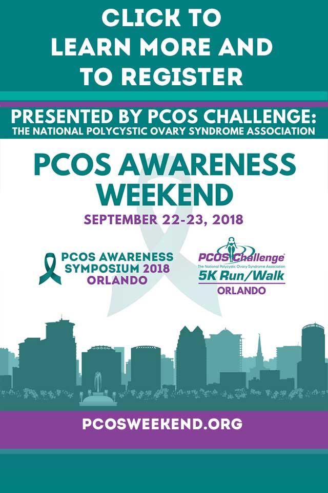 PCOS Awareness Weekend – Orlando
