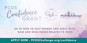PCOS Grants - PCOS Confidence Grant