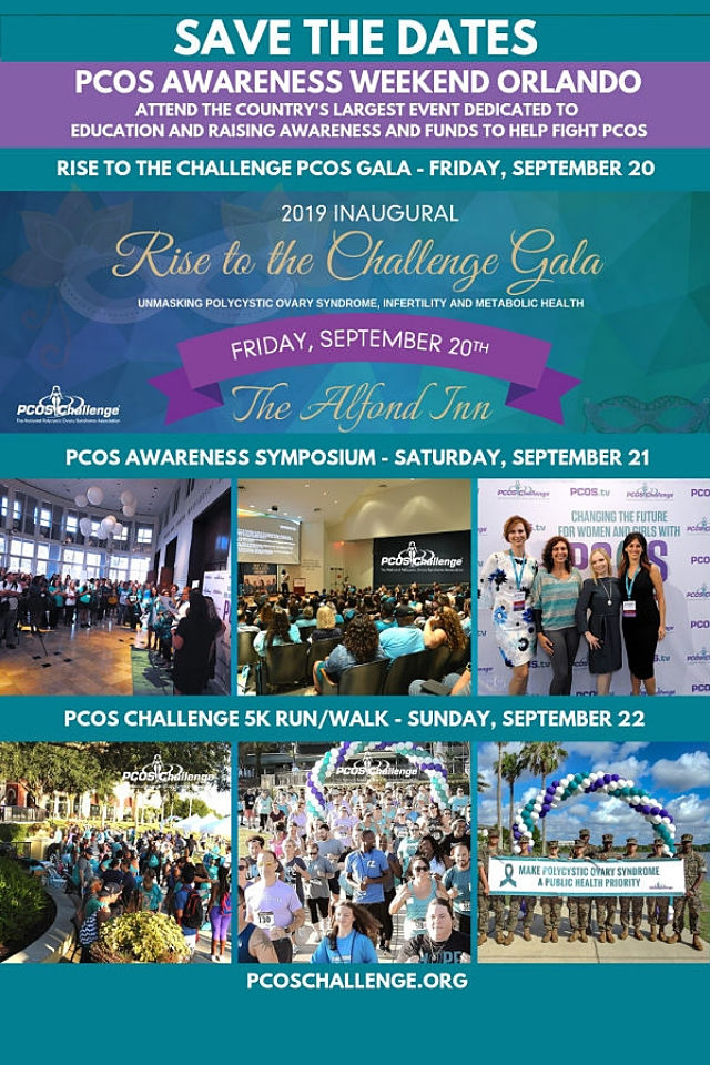 PCOS Awareness Weekend 2019 – Orlando