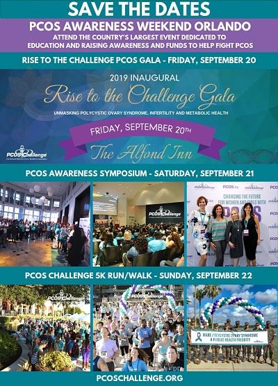 PCOS Awareness Weekend - Orlando