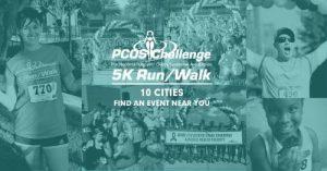 PCOS Walk - PCOS 5K