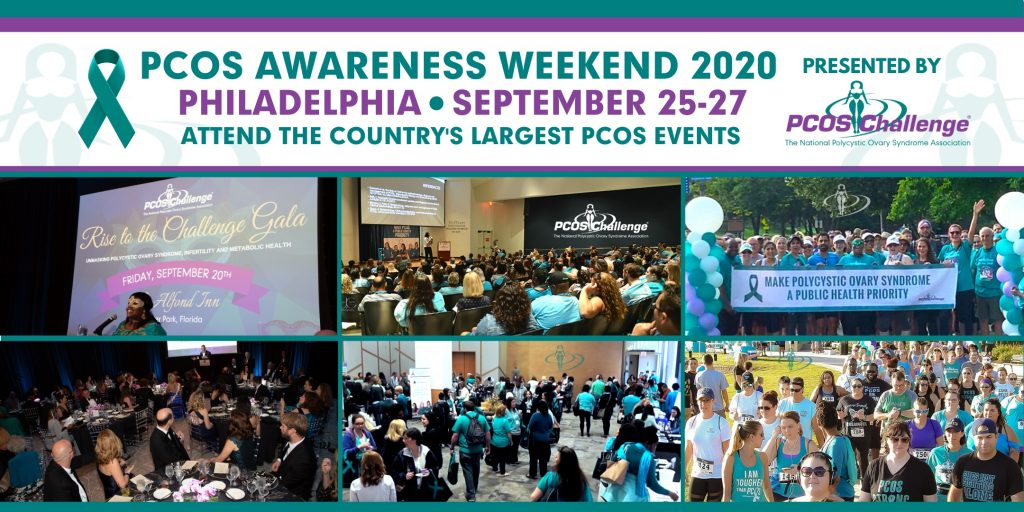 PCOS Awareness Weekend 2020 - Philadelphia