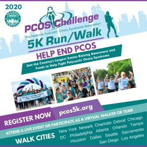 2020 PCOS Walk - PCOS 5K