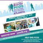 2020 Atlanta PCOS Walk - PCOS 5K