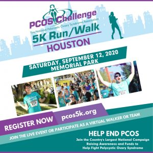 2020 Houston PCOS Walk 5K