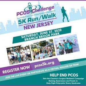 2020 New Jersey PCOS Walk 5K