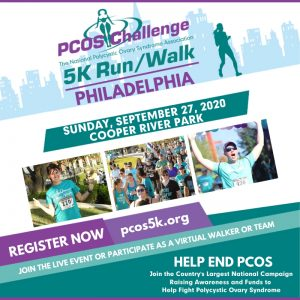 2020 Philadelphia PCOS Walk 5K