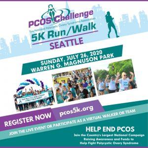 2020 Seattle PCOS Walk 5K