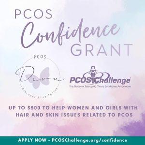 PCOS Confidence Grant